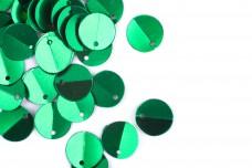 Пайетки круглые 10 мм (≈ 5 гр) 116