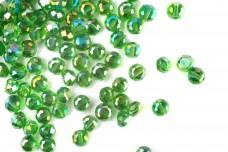 Бусины стеклянные Монеты BSM 101 (≈100 шт)