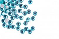 Термостразы SS10 Blue Zircon,  ≈50 шт.