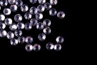 Термостразы SS10 Purple Diamond,  ≈50 шт.