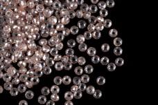 Бусины стеклянные Рондели 1 мм BSR 023 (≈200 шт)